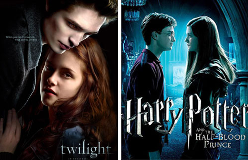 Compare and contrast harry potter and twilight essay
