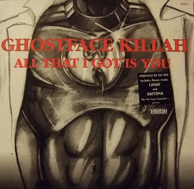 ghostface killah all i got is you, writing