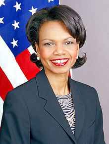 book on democracy by Condoleezza Rice