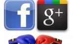 Facebook and Google Plus