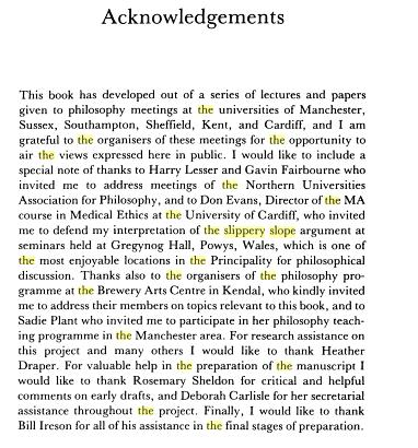 examples of acknowledgement in thesis writing