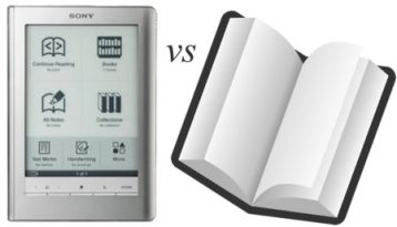 Ebooks vs Paperbacks: Which is Better